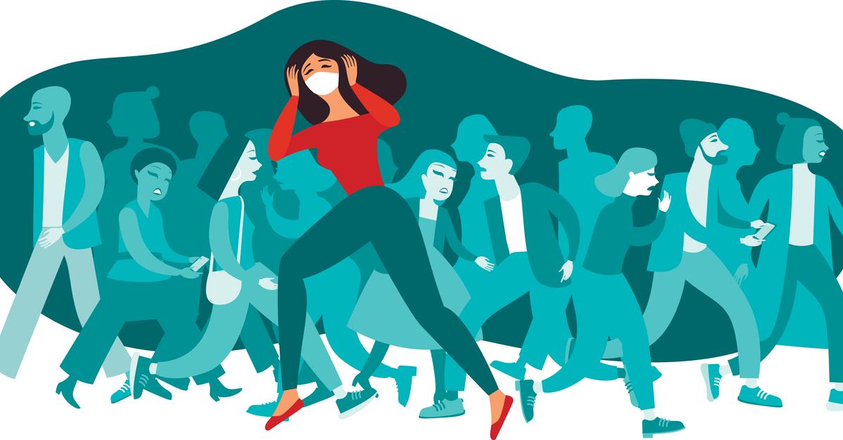 anxietatea socială și pierderea în greutate