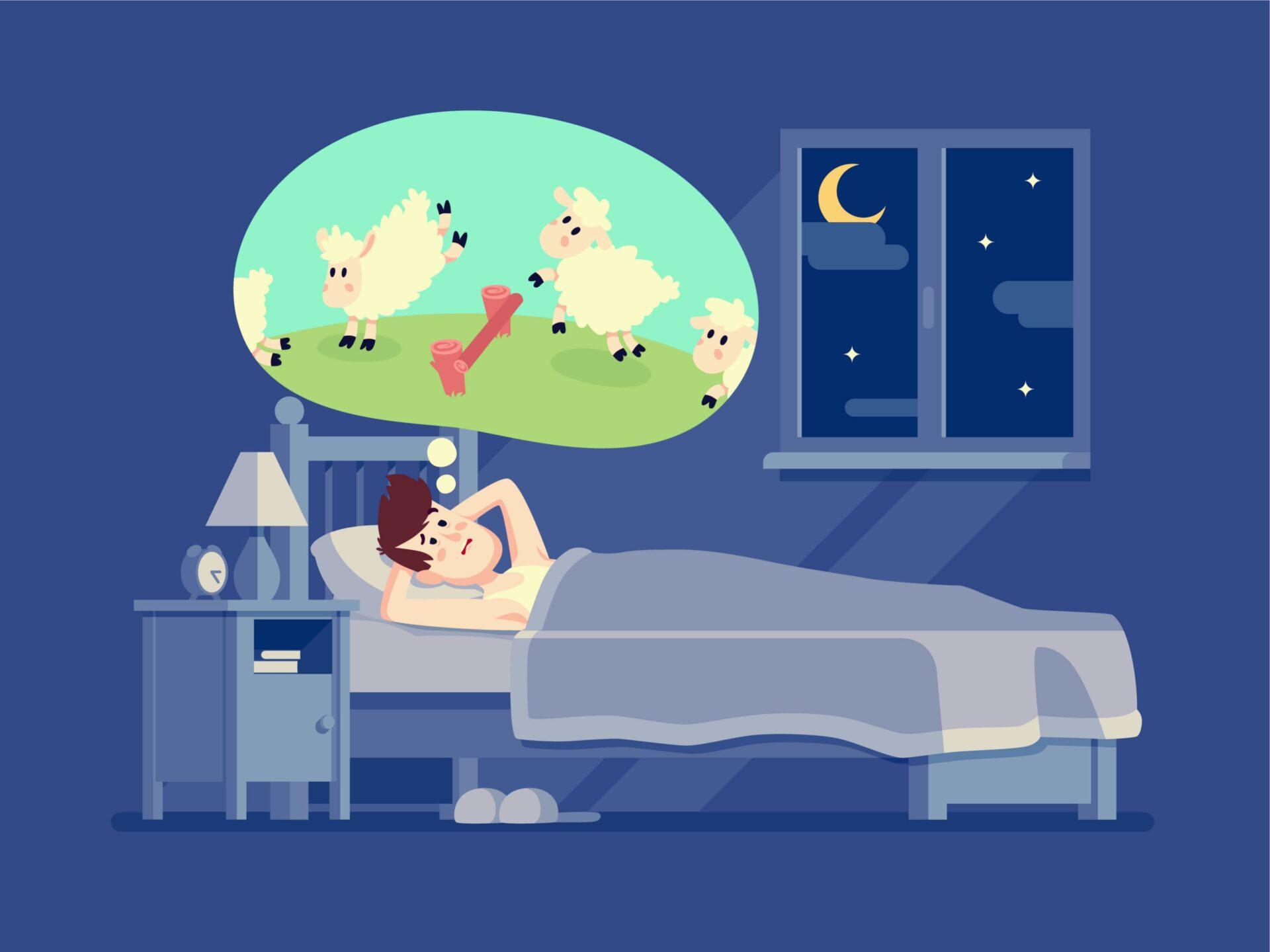 poate lipsa de somn împiedicată pierderea în greutate