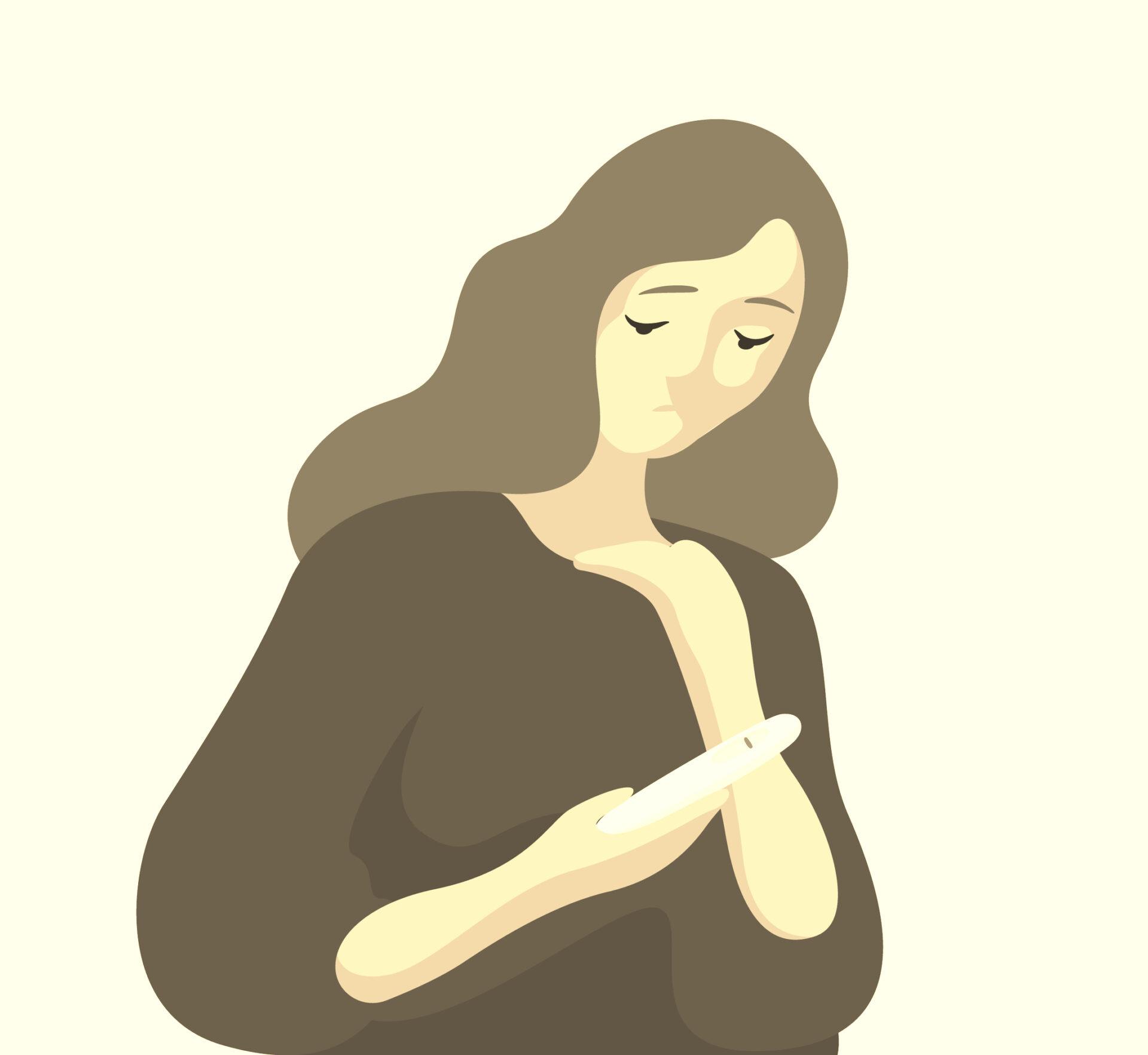 Sarcina extrauterină sau sarcina ectopică are loc atunci când ovulul fecundat nu se implantează în cavitatea uterină. Foto: Shutterstock