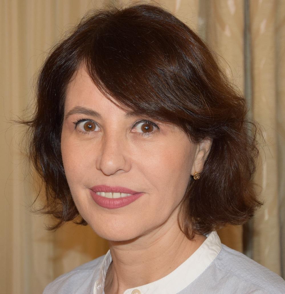 Ioana Mîndruță, medic primar neurolog specializat în epileptologie generală
