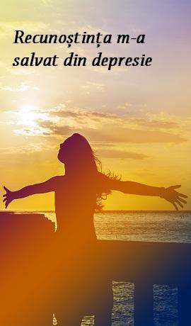 #CevaFrumosDeAzi: exercițiul recunoștinței care mi-a salvat viața în depresie
