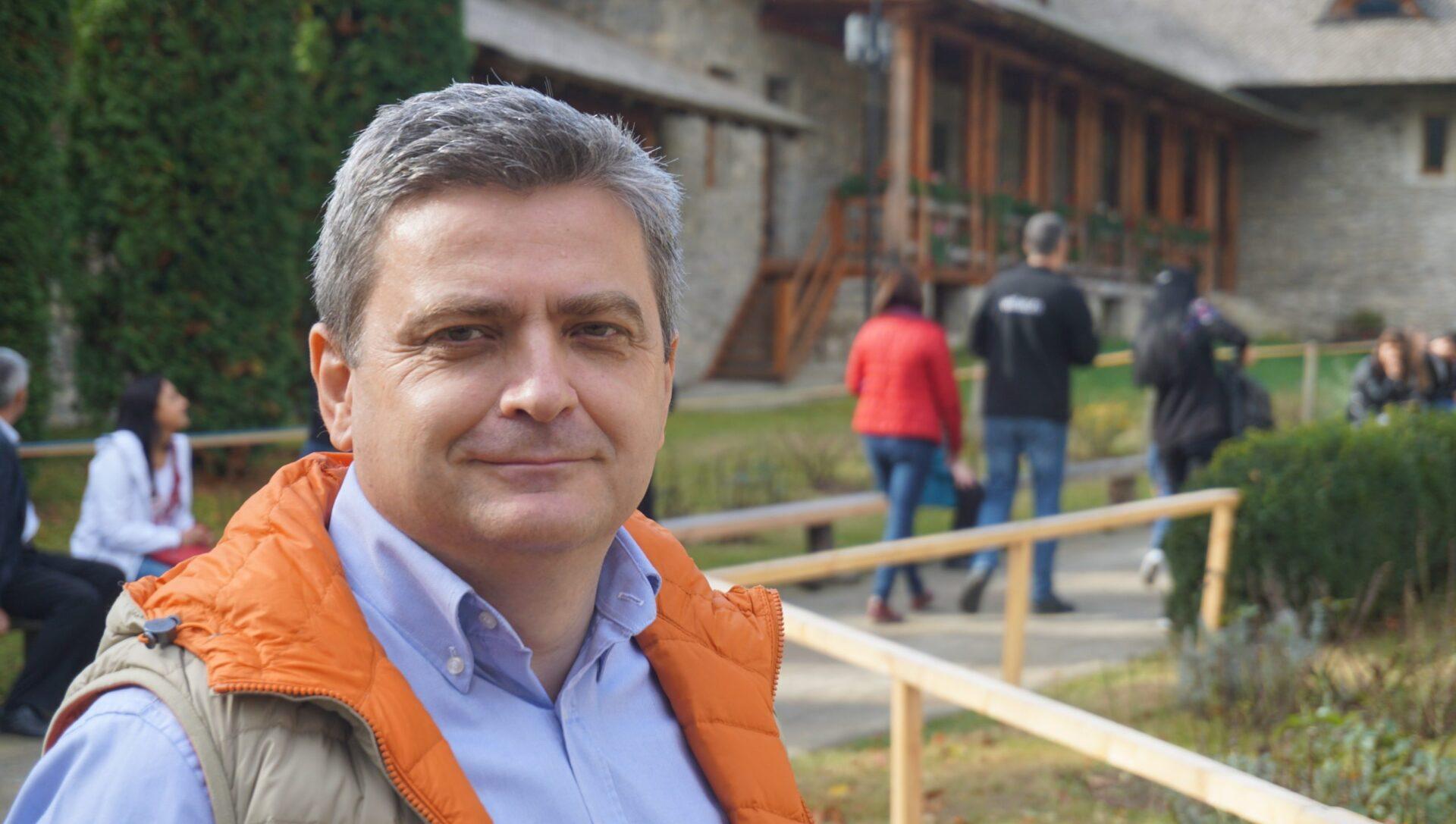 Dr. Bogdan Dorobăţ, medic primar radiologie intervenţională la Spitalul Universitar de Urgenţă Bucureşti