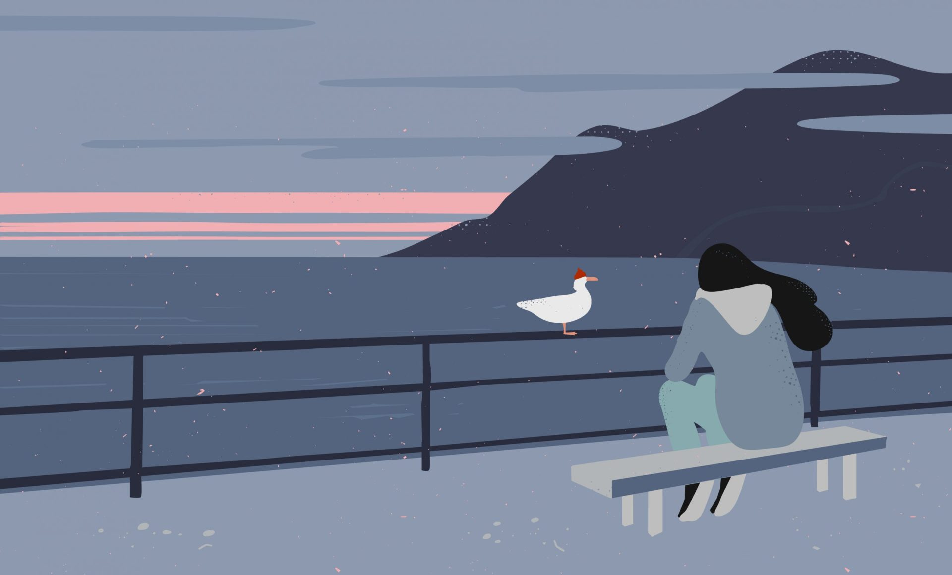 Singurătatea - ce ne ajută și ce ne copleșește