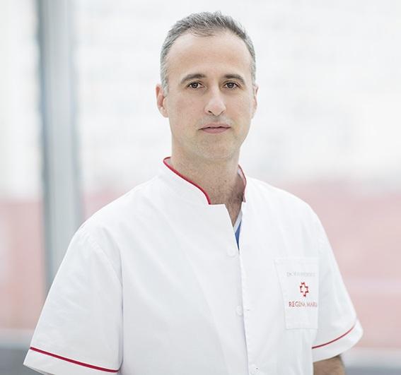 Vlad Predescu, medic primar Ortopedie și traumatologie - Regina Maria