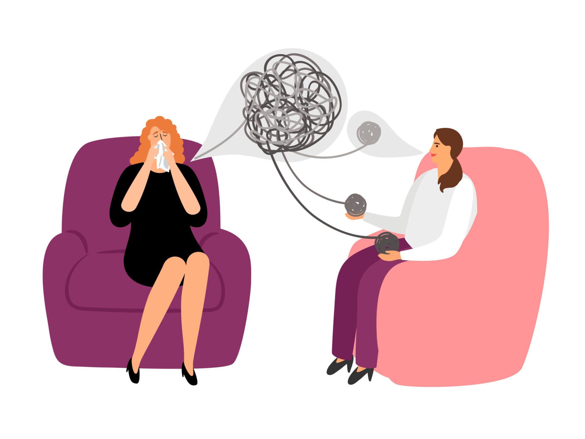 Psihoterapia depinde de așteptările tale, de implicare și relația terapeutică. Foto: Shutterstock