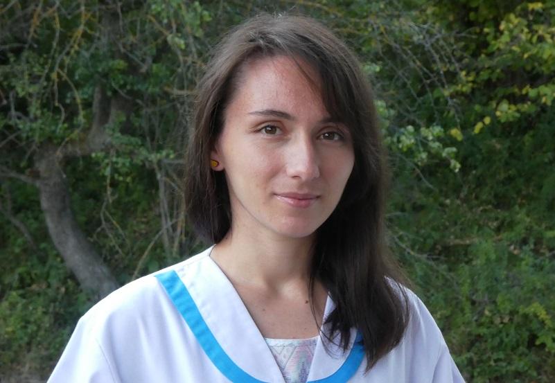 Anamaria Frunză, medic specialist oftalmolog