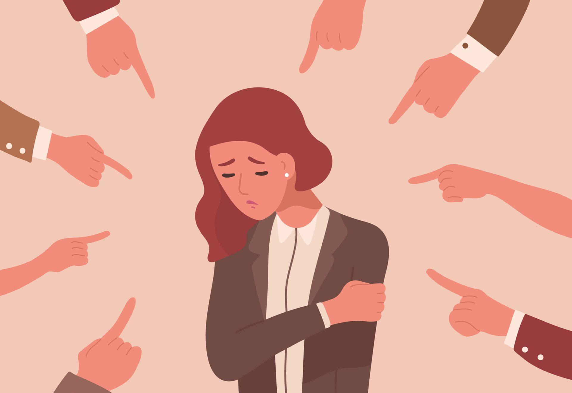 Cum depășim rușinea