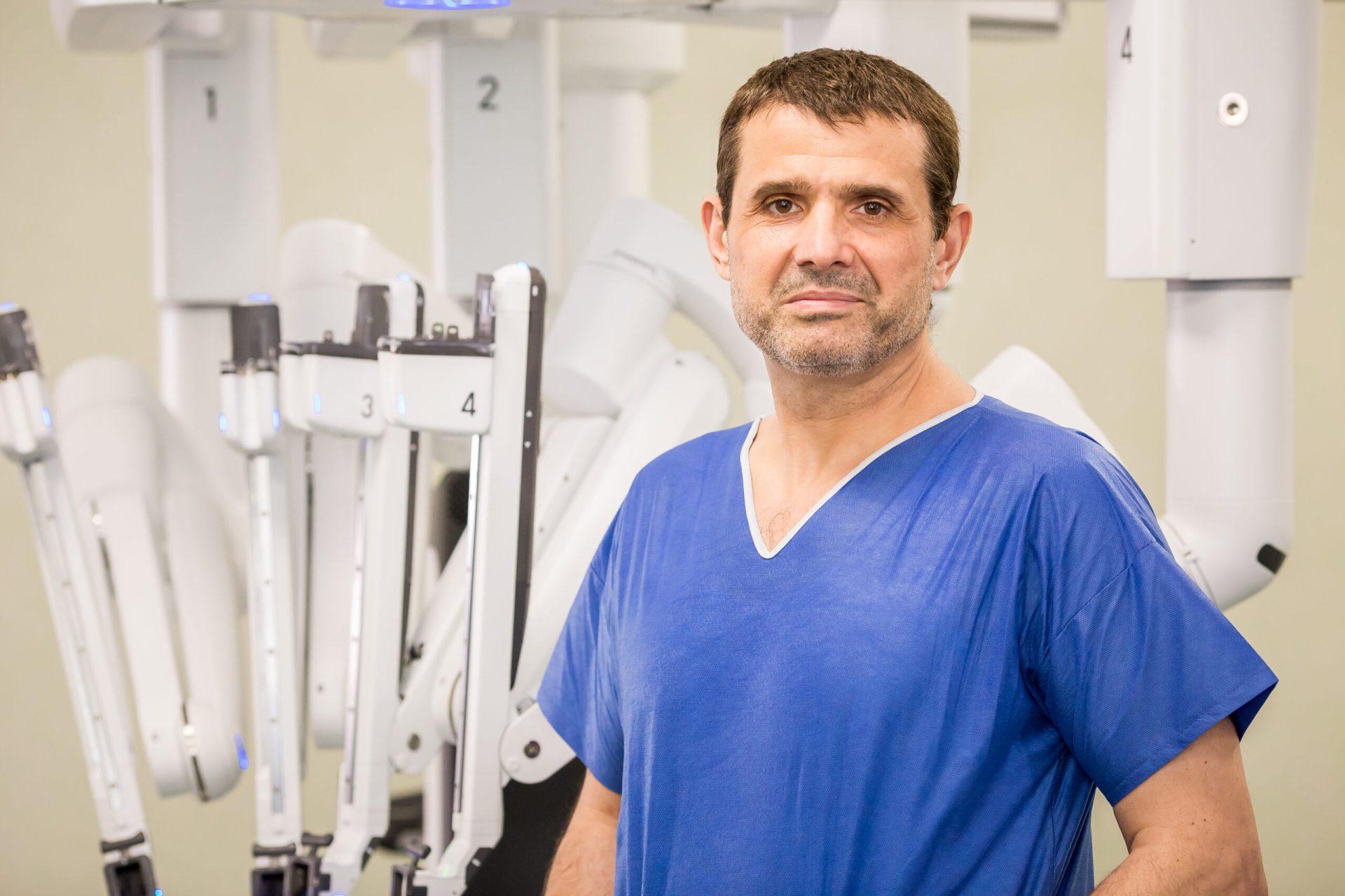 Prof. dr. Cătălin Copăescu, directorul medical Ponderas Academic Hospital