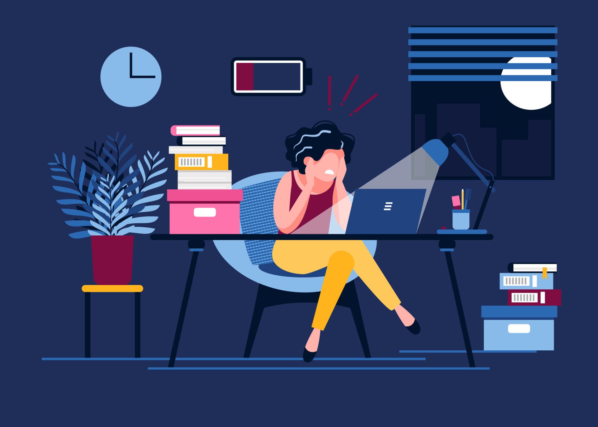 Stresul la muncă