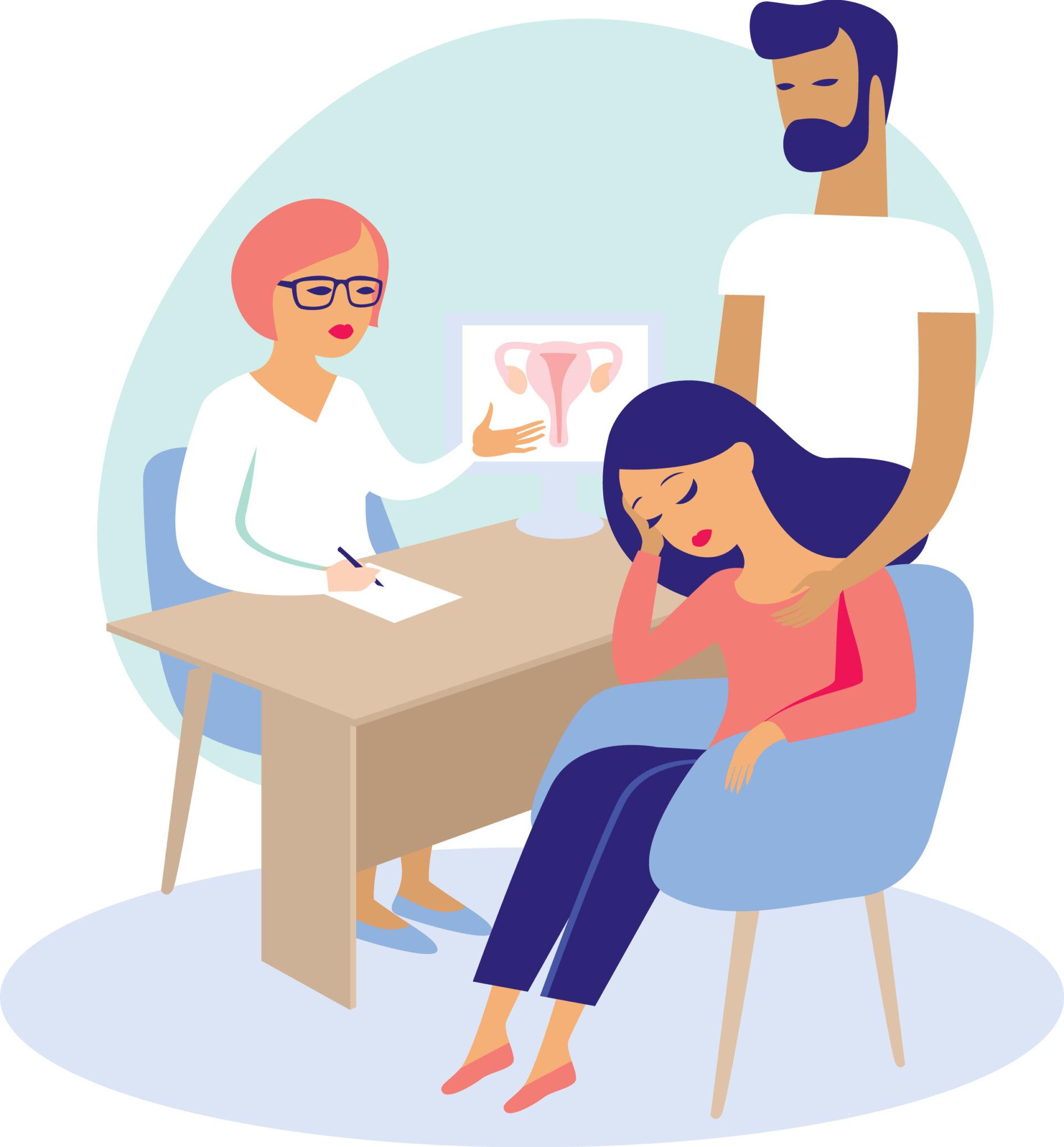 Boli care duc la infertilitate pot fi multe, atât la femei, cât și la bărbați. Consultul la medic specializat este esențial