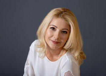 Psiholog Mariana Paraschiv