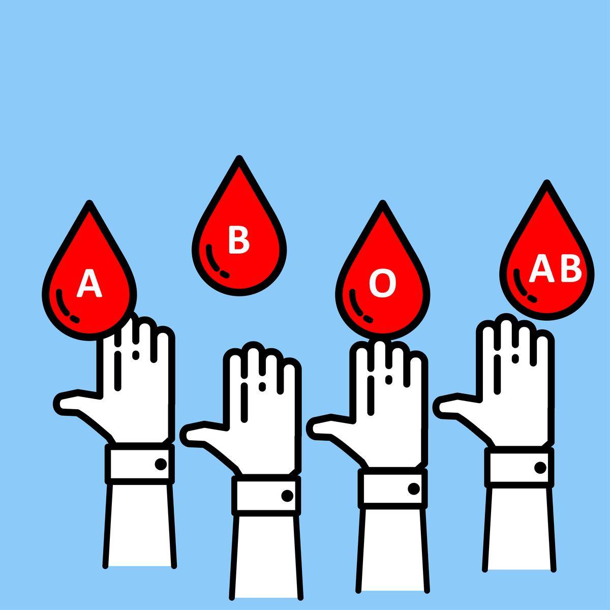 a negativ grupa de sange)
