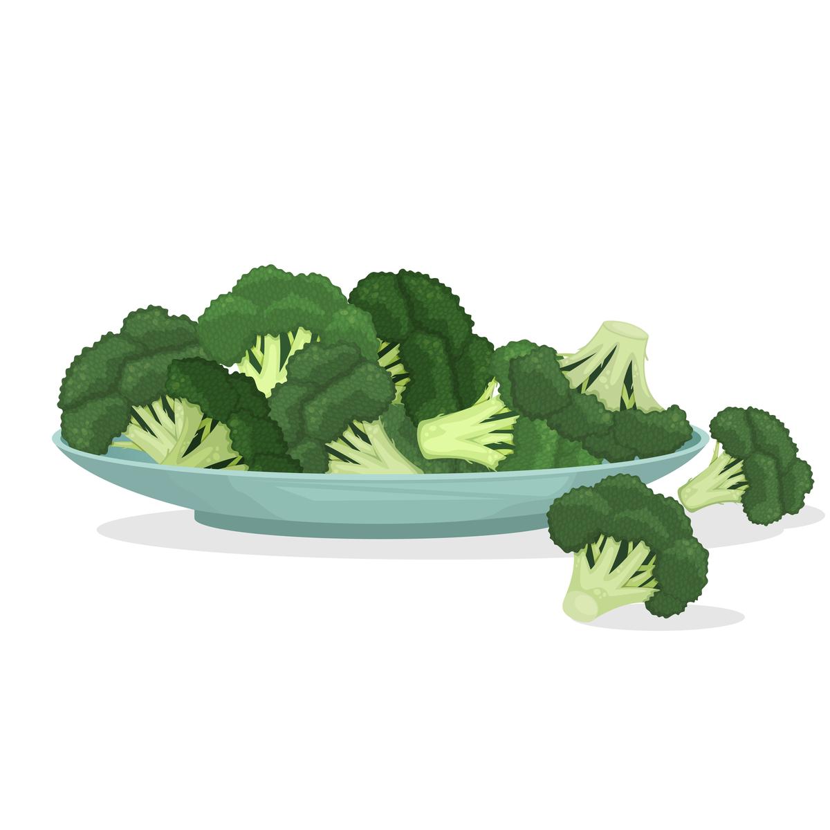 Rețete de broccoli sunt o mulțime, pentru toate gusturile și mesele zilei. Vă prezentăm 10 idei