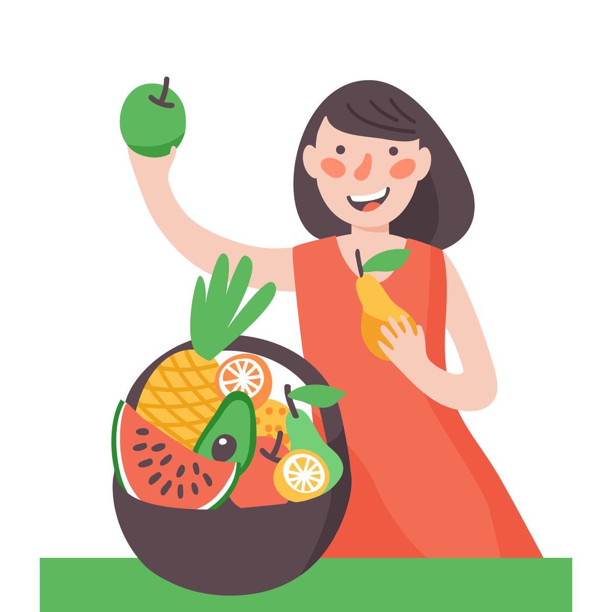 Înlocuirea gustărilor bogate în calorii cu fructe - în orice moment al zilei – este, de asemenea, o modalitate excelentă de accelera pierderea în greutate.