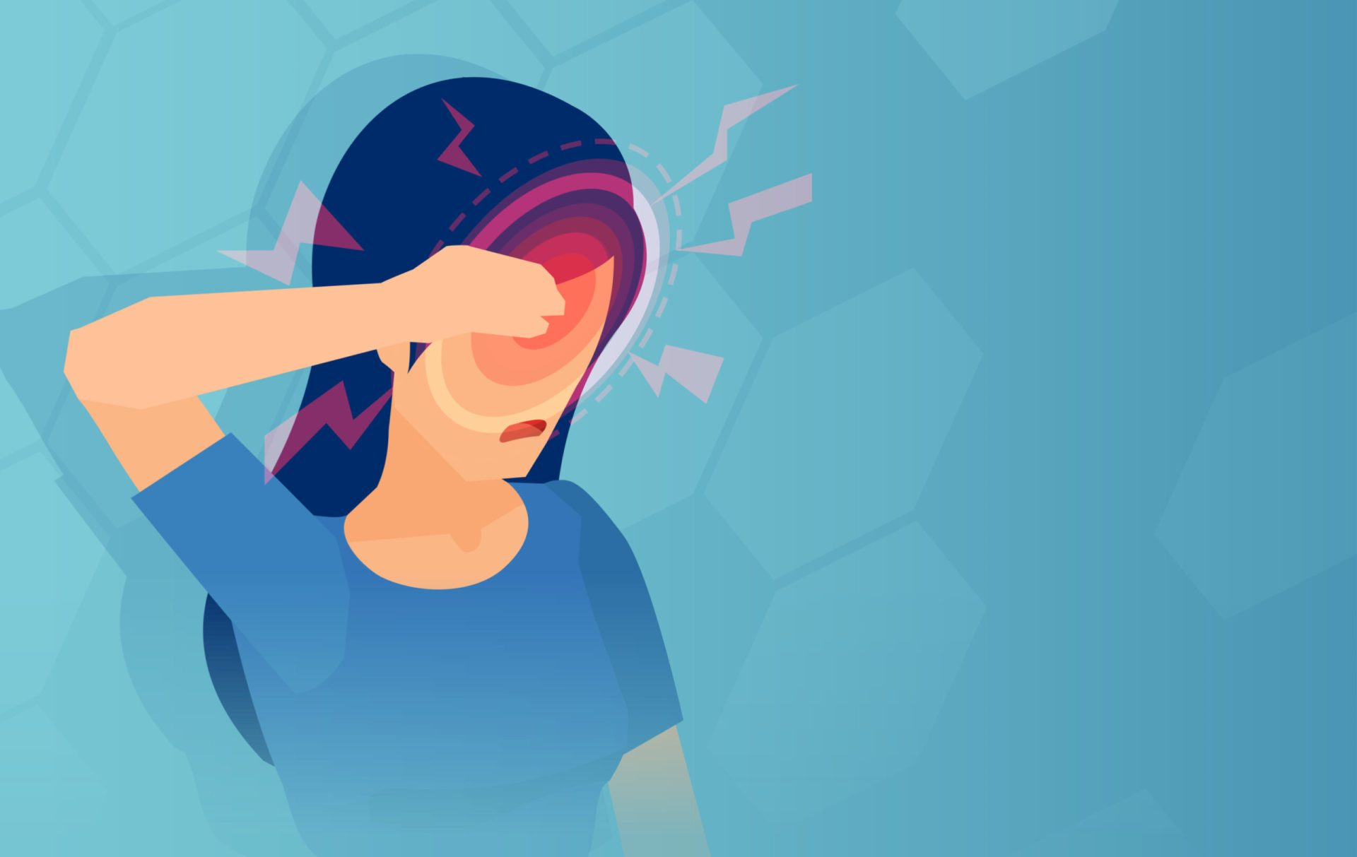 Mergeți la medic dacă aveți dureri de cap. Noile tratamente au efecte excelente pentru a le ține sub control. Foto: Shutterstock