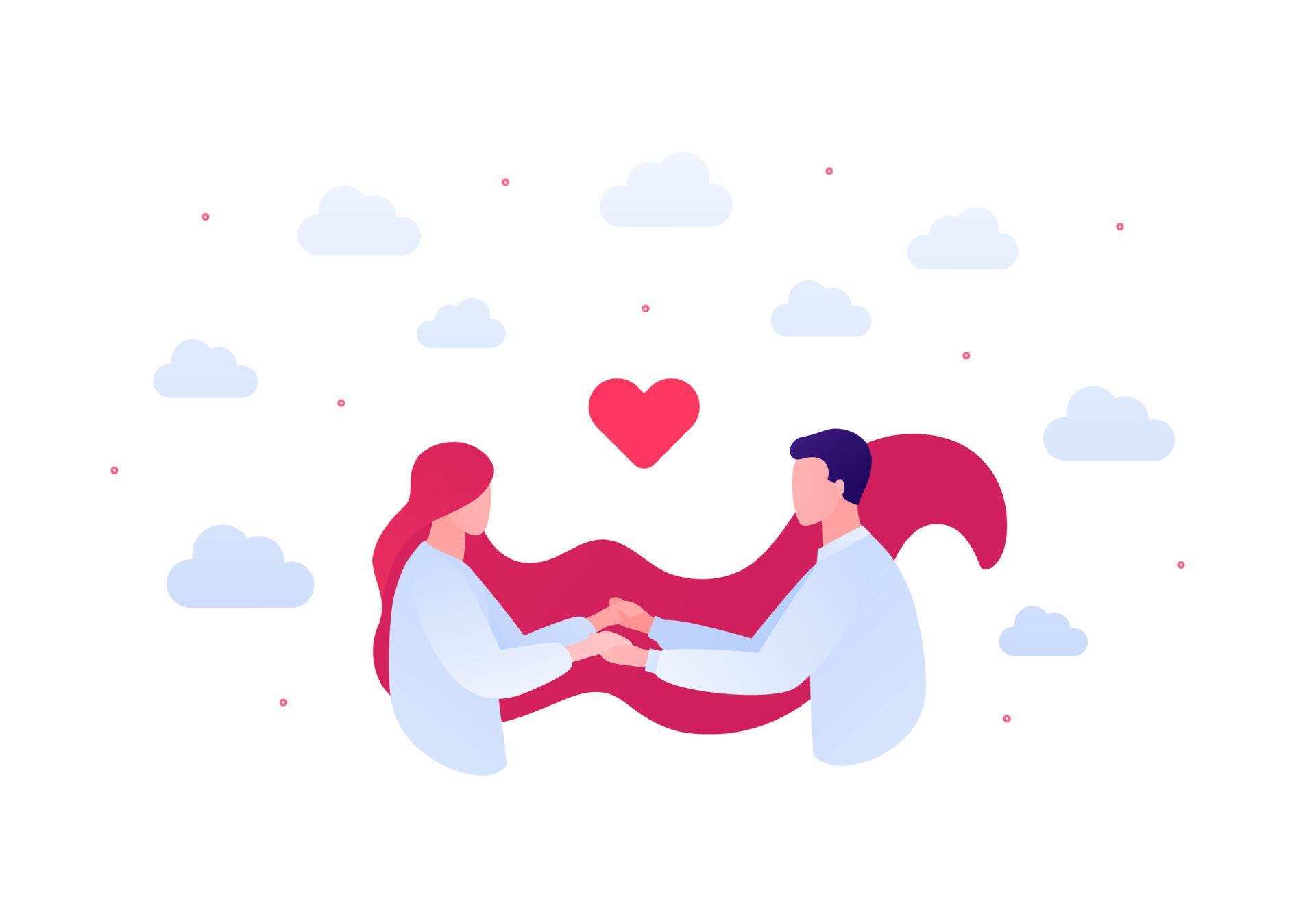 Intimitatea emoțională permite o relație mai apropiată