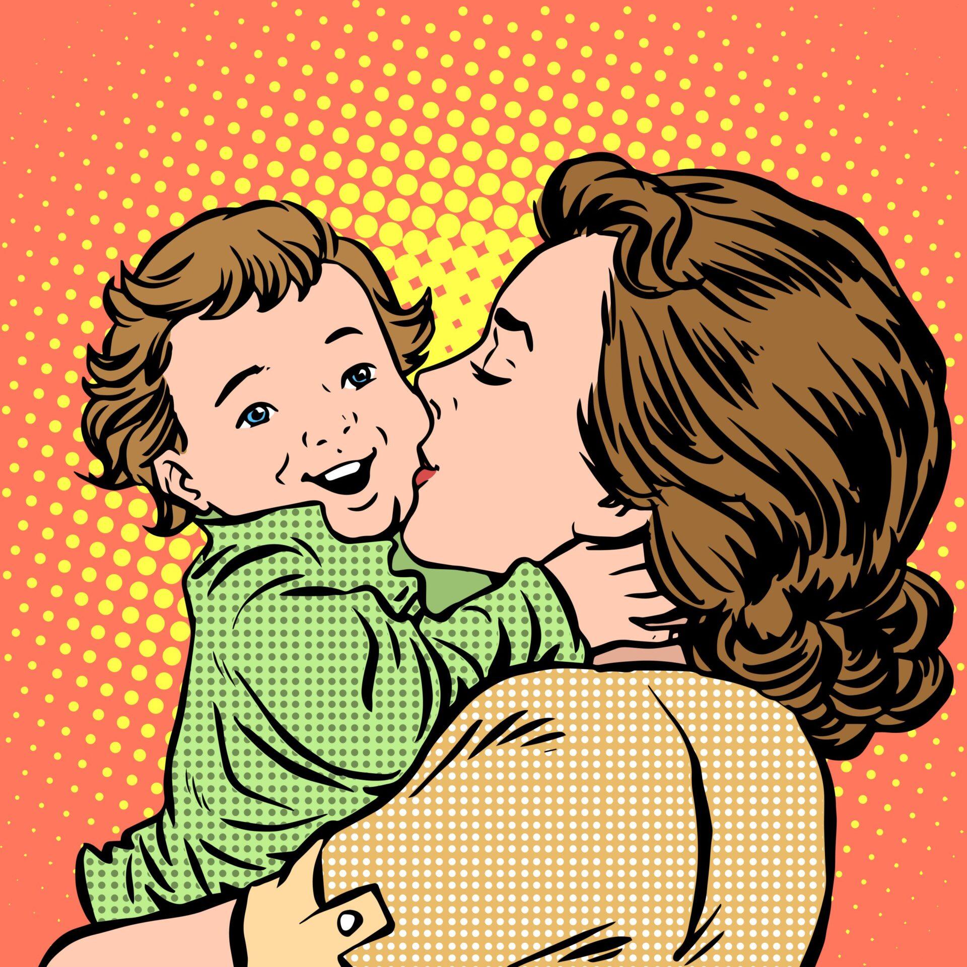 Capcana relațiilor toxice dintre mamă și fiu