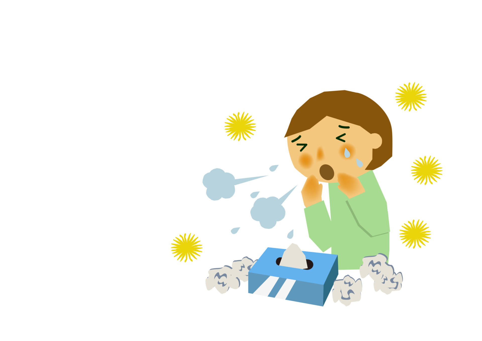 Se estimează că populația din România expusă la polenul de ambrozie atinge 6 milioane de persoane
