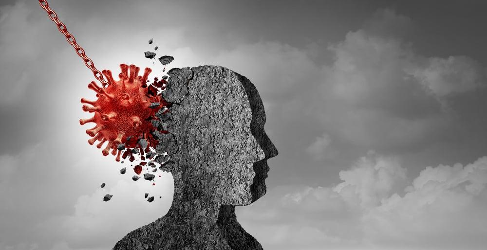 Coronafobia este alimentată de gânduri negative