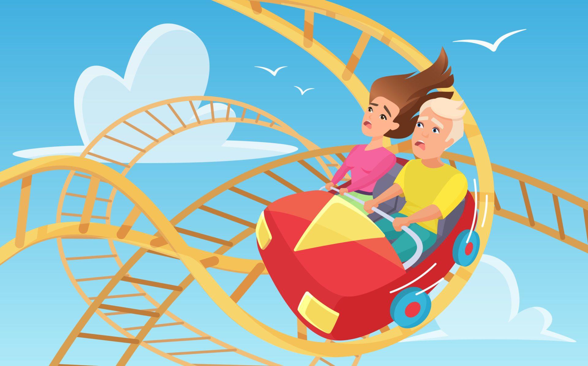 Viața alături de o persoană cu borderline poate fi un roller coaster
