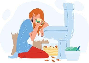 suspiciune de bulimie fără vărsături