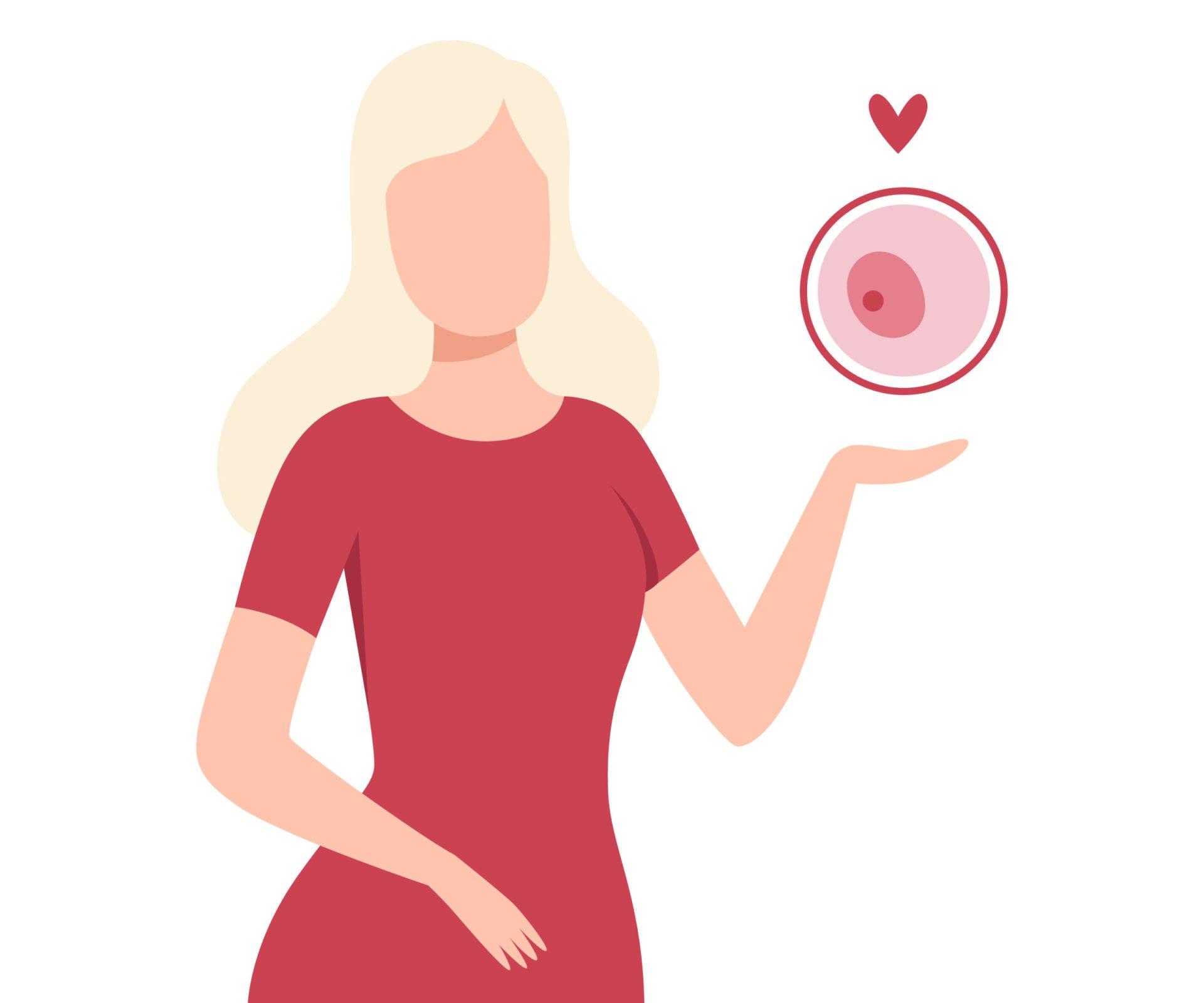 Conservarea ovocitelor se poate face de femei care nu sunt încă pregătite să devină mame dar nu exclud această idee în viitor