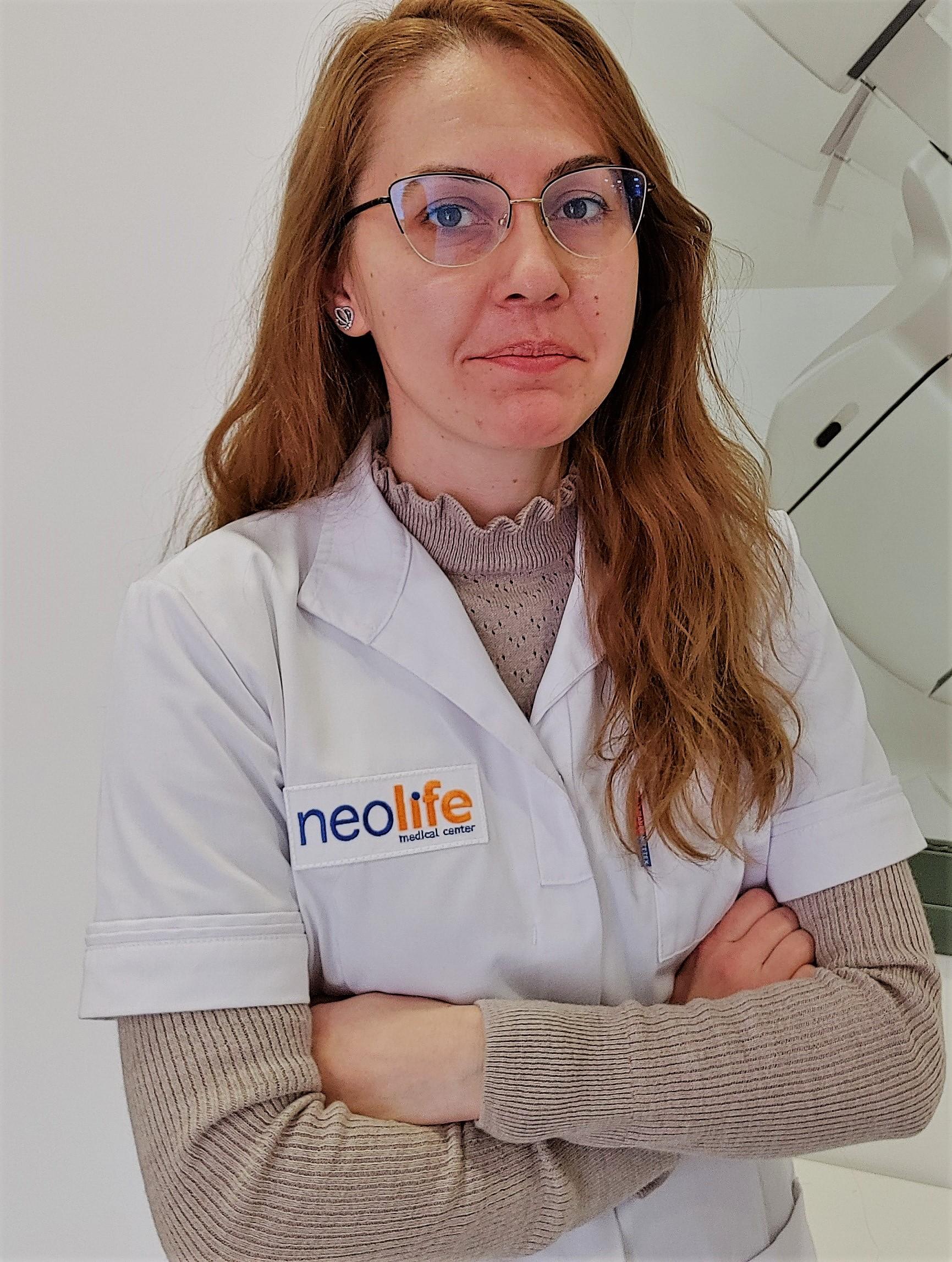 pet-ct-recomandari-pret-gratuitate. Dr. Iulia Chiriac, medic specialist medicină nucleară
