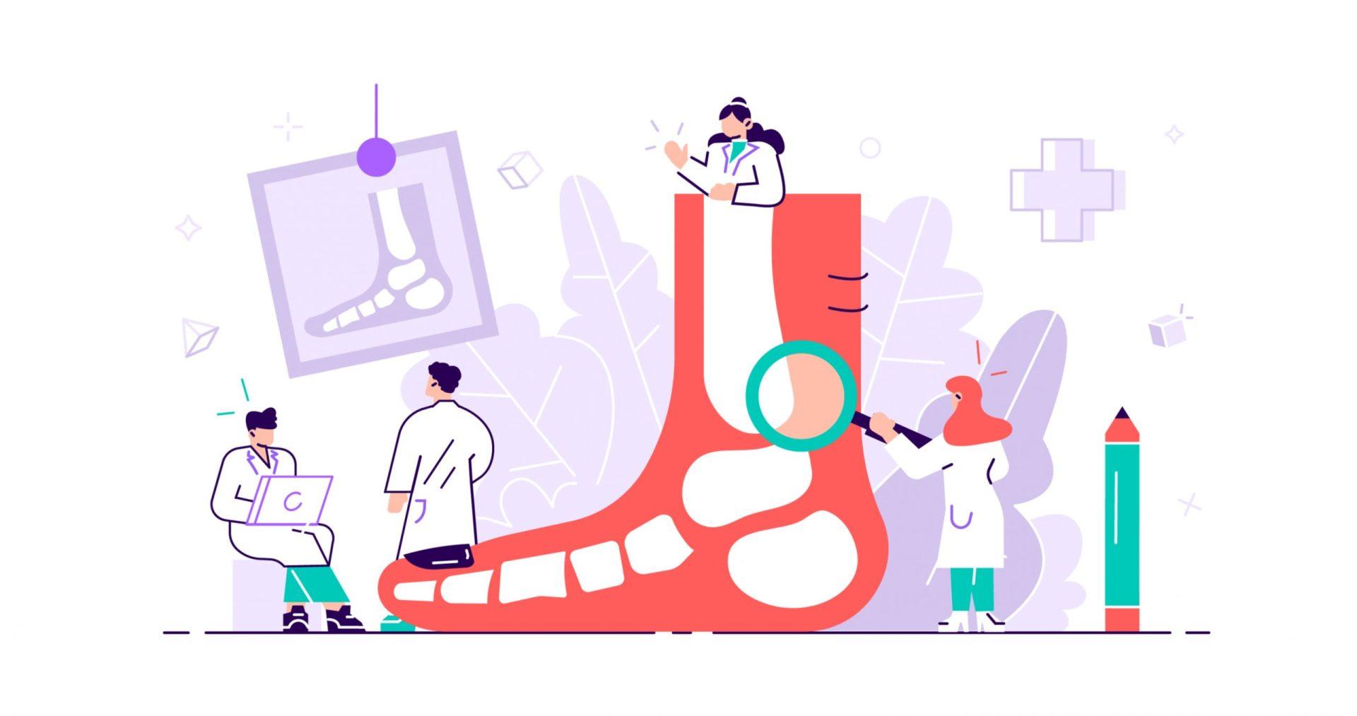 Ortopedul recomandă să mergem la medic cât mai devreme