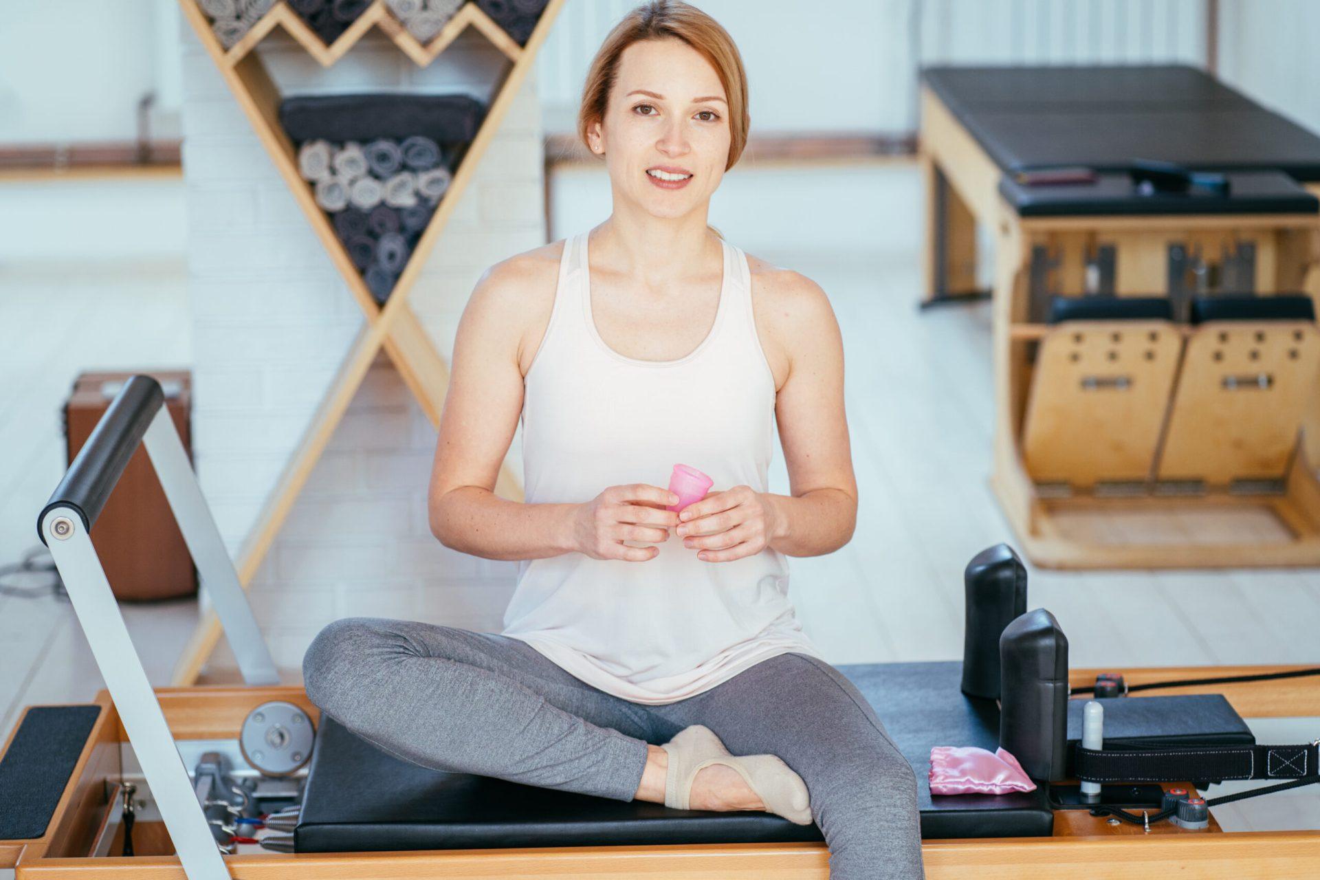 sportul in timpul menstruatiei