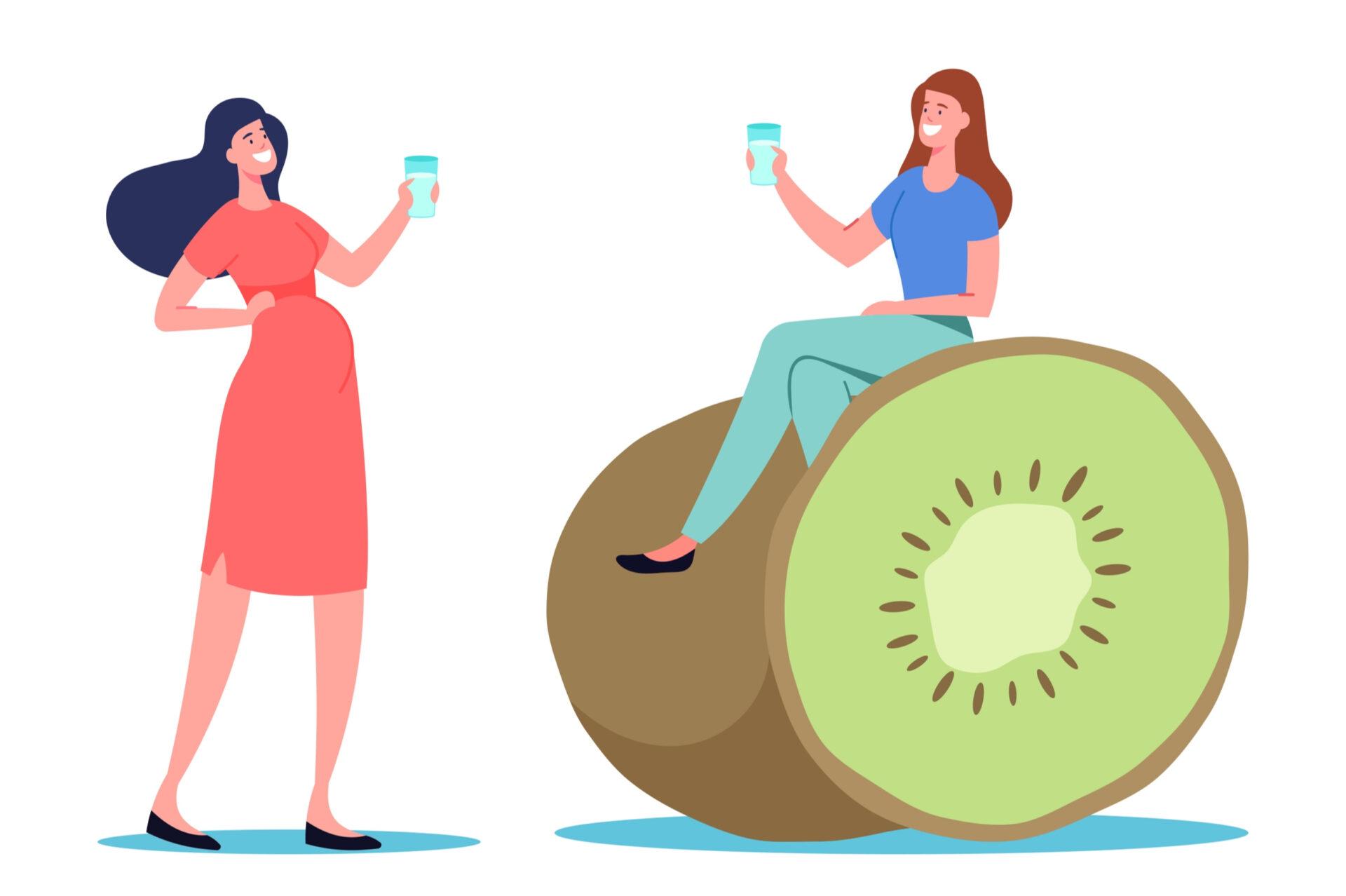 Beneficiile kiwi sunt la fel de mari și în cazul persoanelor cu diabet. Pentru că are un indice glicemic de doar 39.2 și un conținut semnificativ de fibre, fructul de kiwi are darul de a încetini absorbția zahărului din alimente