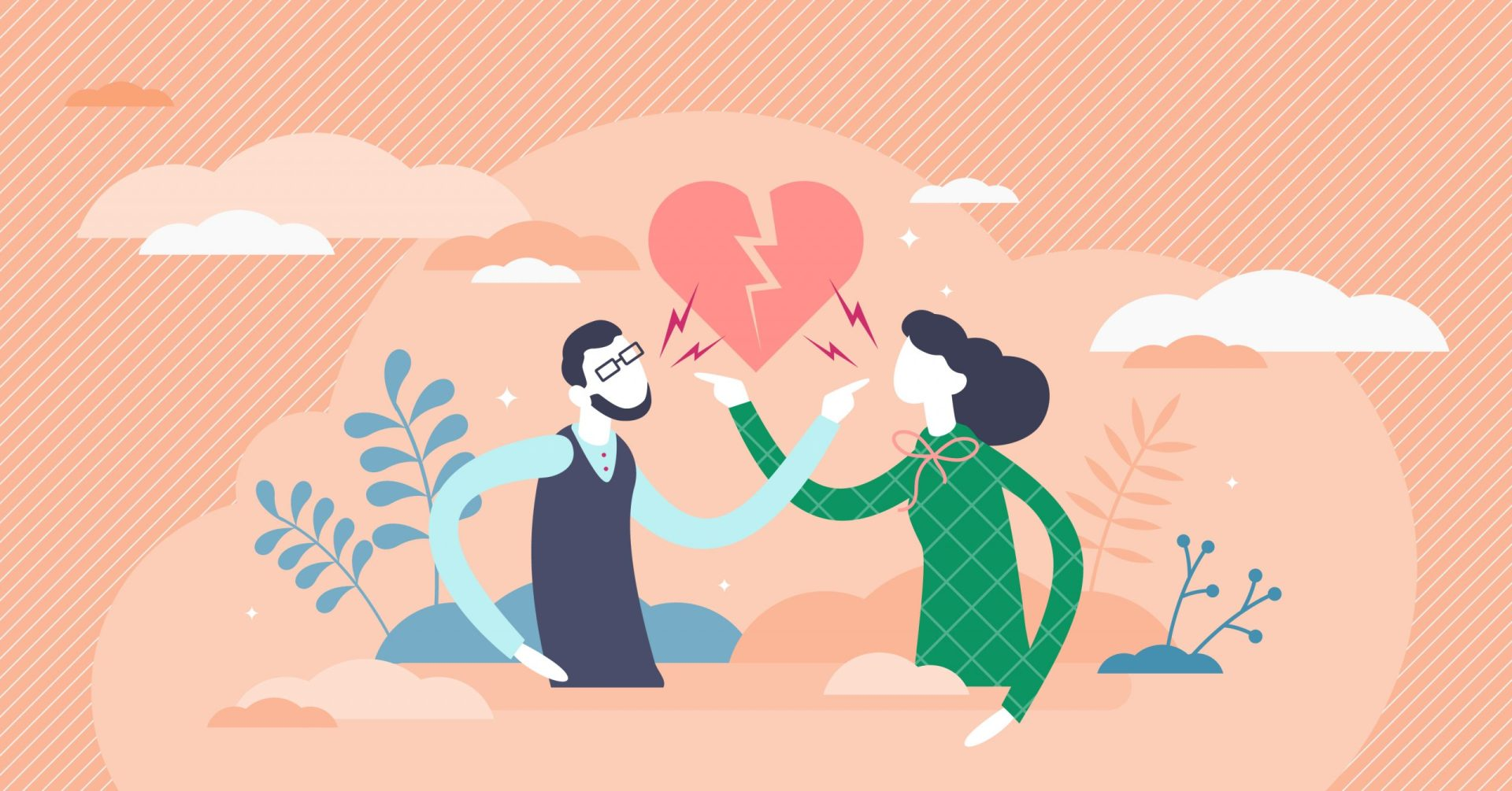 Probleme create de critica în cuplu