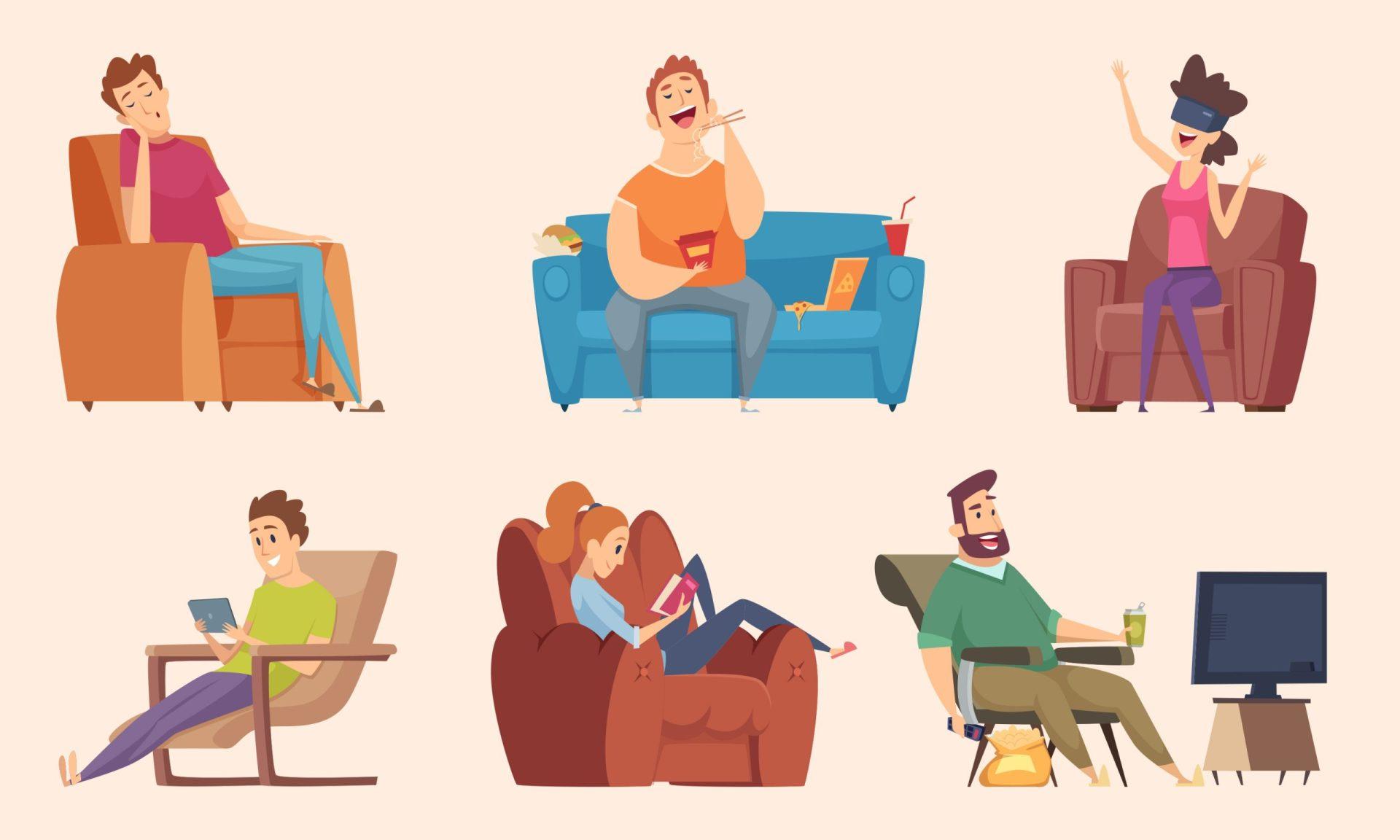 Sedentarismul nu este o boală, dar se poate lesne transforma într-una, pentru că lipsa mișcării are efecte negative asupra întregului organism.