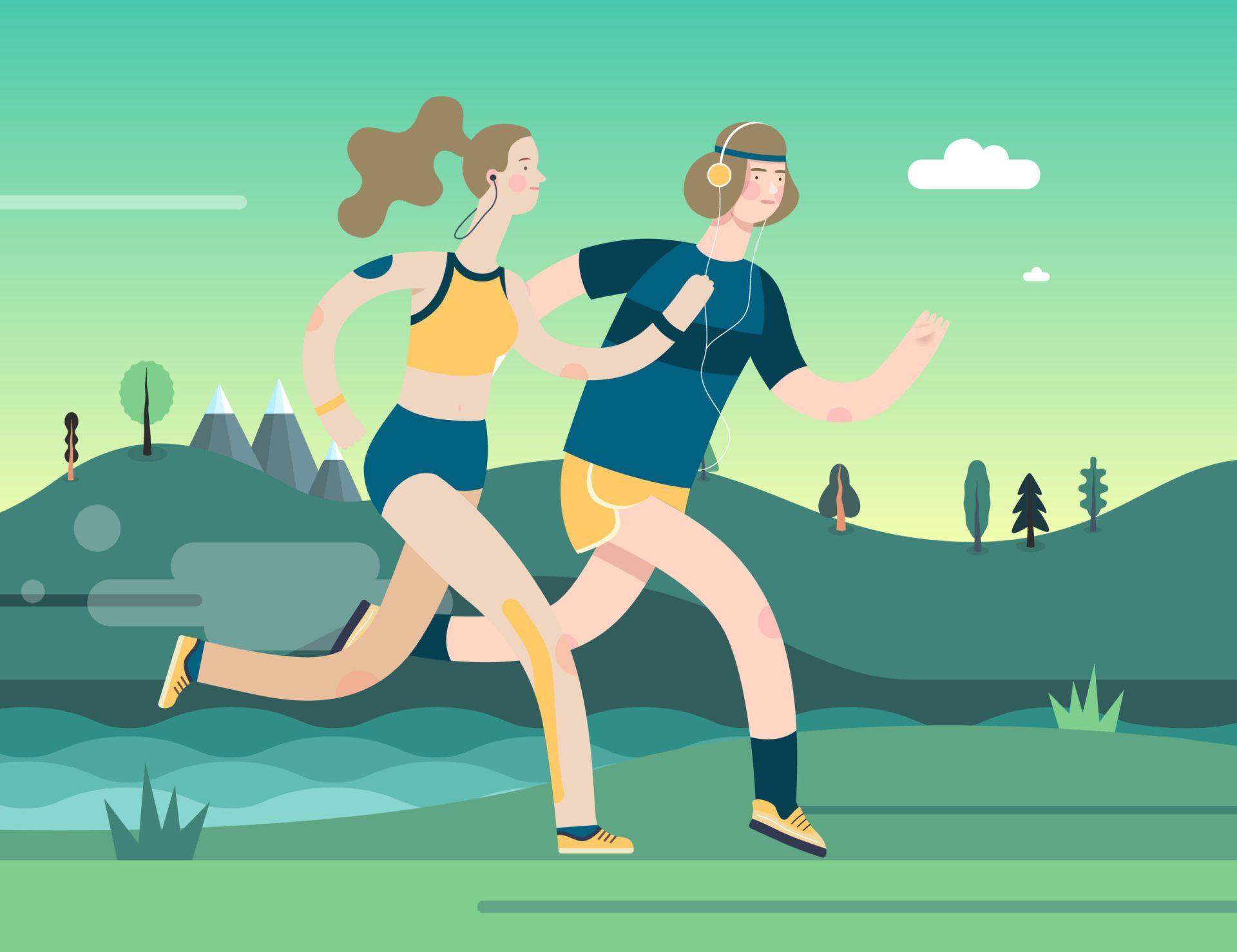 Dacă ai pulsul accelerat, gâfâi puternic, transpiri exagerat sau simți un disconfort accentuat, e cazul să scazi intensitatea antrenamentului sau să le amâni pentru altădată.