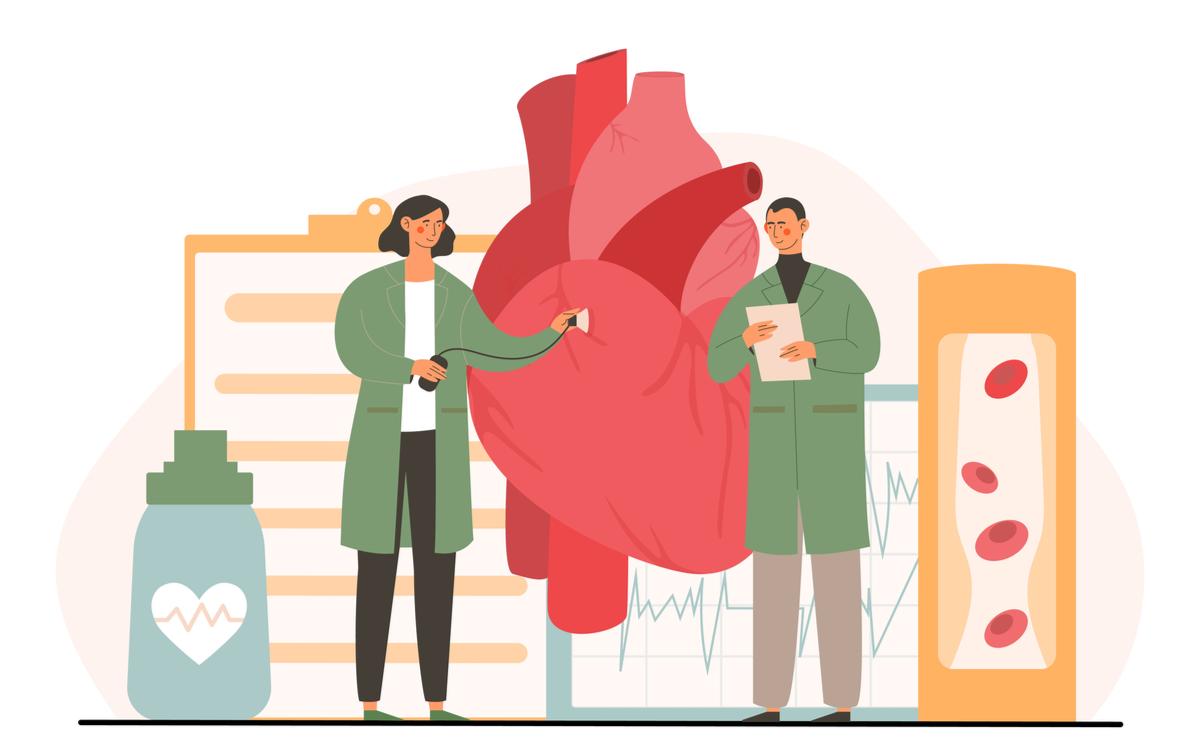 coronarografie ce e si cand e neaparat necesara. doctori care analizează inima și vasele de sânge